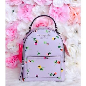 Kate Spade Cameron Wildflower Ditsy Mini Backpack